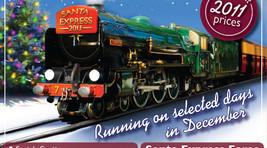 Santa Specials at Romney