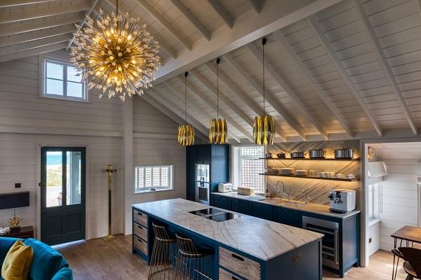 Downs Cottage kitchen