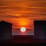 Kent beach sunset